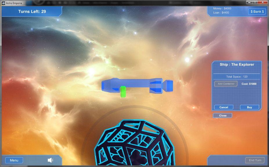 《贸易星球》游戏截图