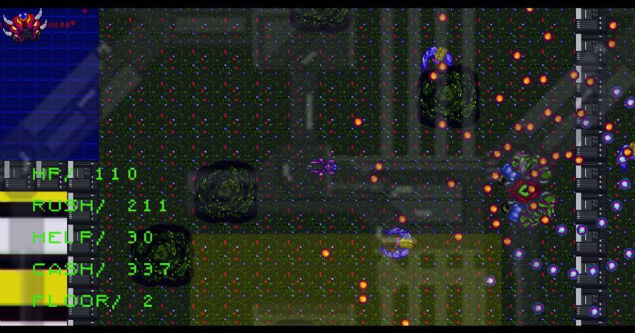 《缉毒飞警:紫外线牛奶》游戏截图