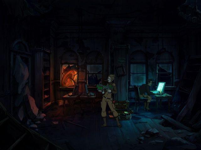 《新的开始》游戏截图