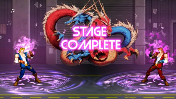 《双截龙:彩虹》游戏截图