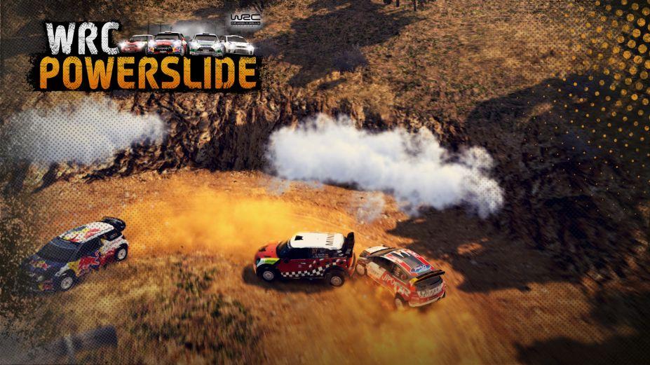 《WRC Powerslide》游戏截图