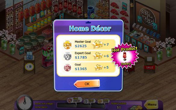 《狂欢百货店3:购物天堂》游戏截图