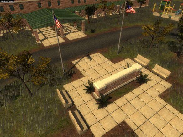 《死亡国度》游戏截图-2