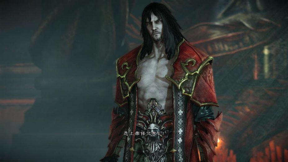 《恶魔城:暗影之王2》测试版中文截图