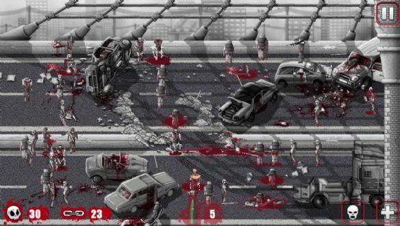 《天啊!僵尸》游戏截图
