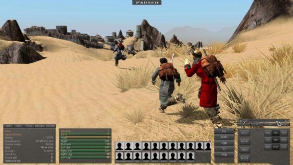 《剑士》游戏截图