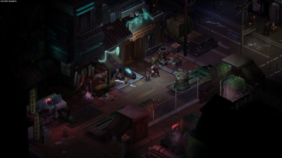 《暗影狂奔:龙陨》游戏截图-2