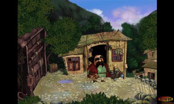 《牧羊人沙班》游戏截图
