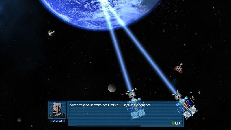 《SCHAR:蓝盾联盟》游戏截图