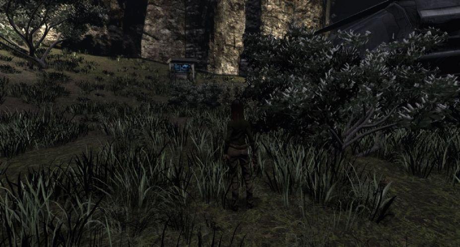 《赛普拉斯遗产:起点》游戏截图