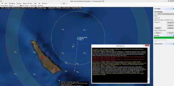 《指挥:现代海空行动》游戏截图