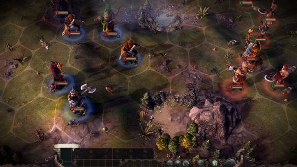 《伊多:破碎世界的主宰》游戏截图