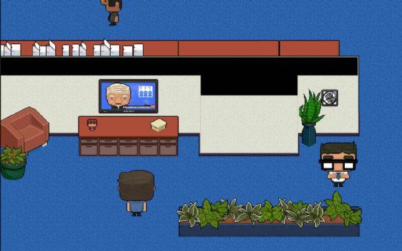 《22楼,加里的悲剧》游戏截图