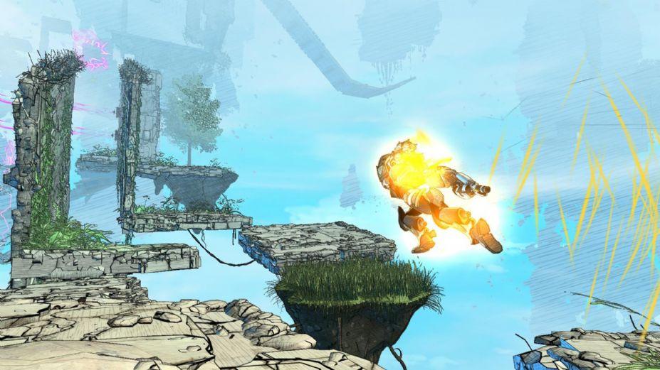 《云路》游戏截图