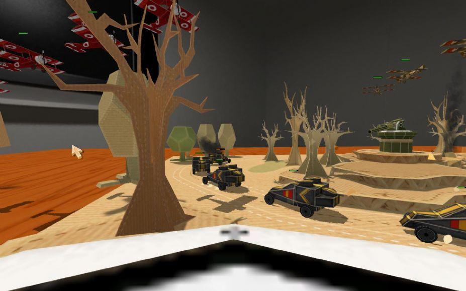 《视频坦克战争》游戏截图图片(1),《坦克纸箱战防最新塔纸箱逆攻略图片