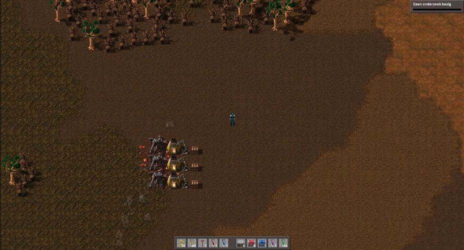 《异星工厂》游戏截图