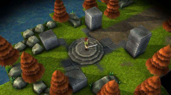 《龙之战》游戏截图