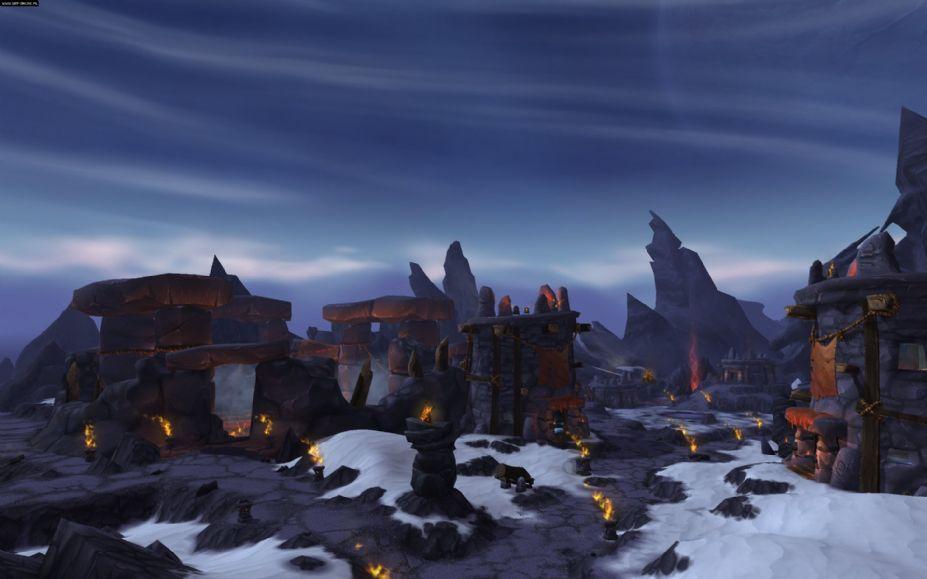 《魔兽世界:德拉诺之王》游戏截图-1