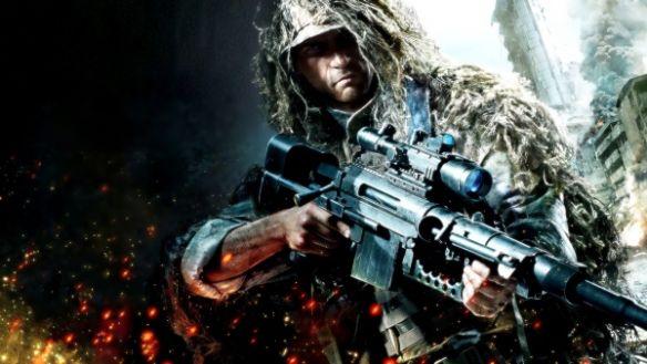 狙击手:幽灵战士3请问能不能保持瞄准固定呢,一直按住