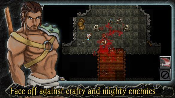 《钢铁英雄》游戏截图