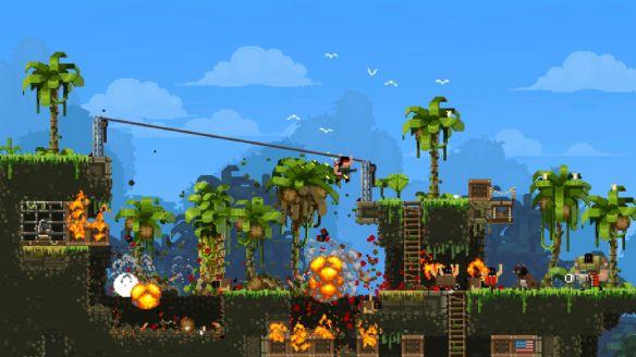 《武装原型》游戏截图