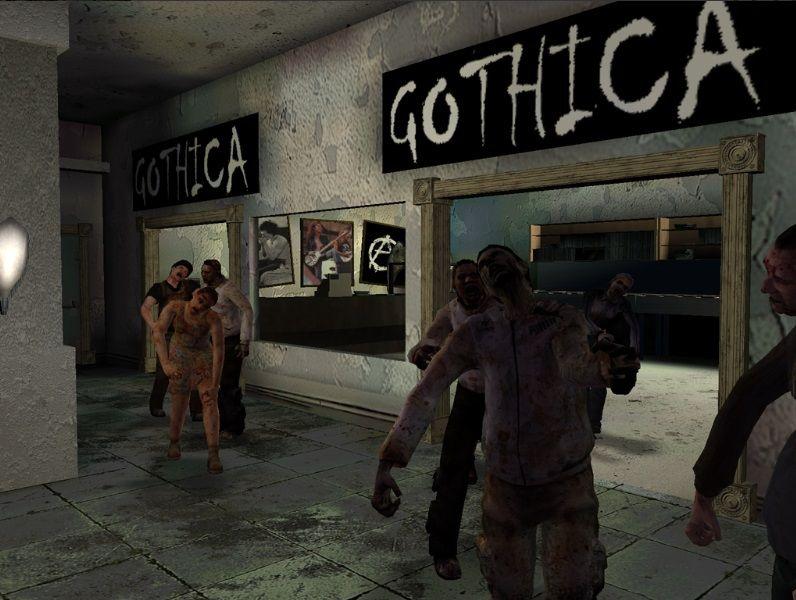 《活死人之地》游戏截图