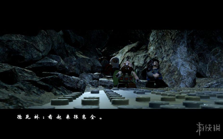 《乐高:霍比特人》中文游戏截图
