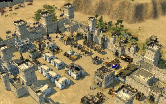 《要塞:十字军东征2》游戏截图-3