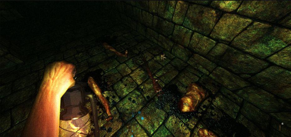 《阴暗:瓦尔登与狼人》游戏截图