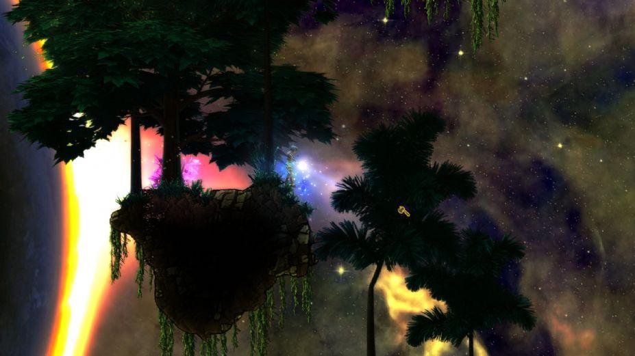 《暗影星球》游戏截图