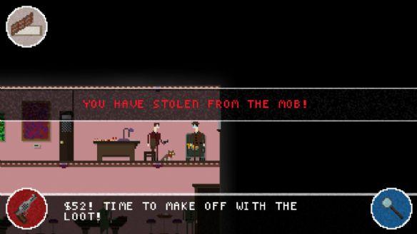 《黑色综合症》游戏截图