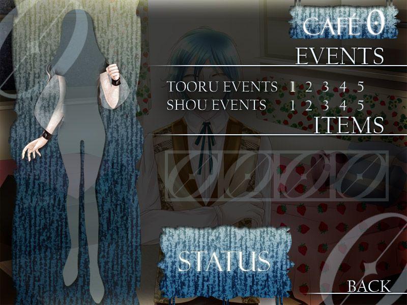 《零号咖啡店:溺水的美人鱼》游戏截图