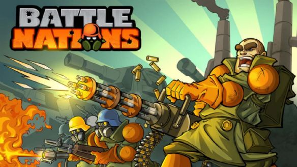 《Battle Nations》游戏截图