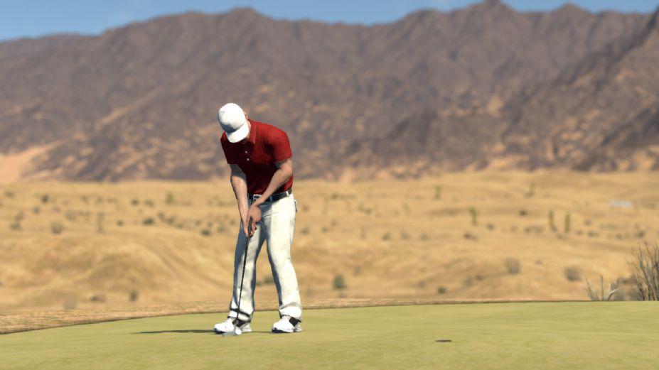 《高尔夫俱乐部》游戏截图