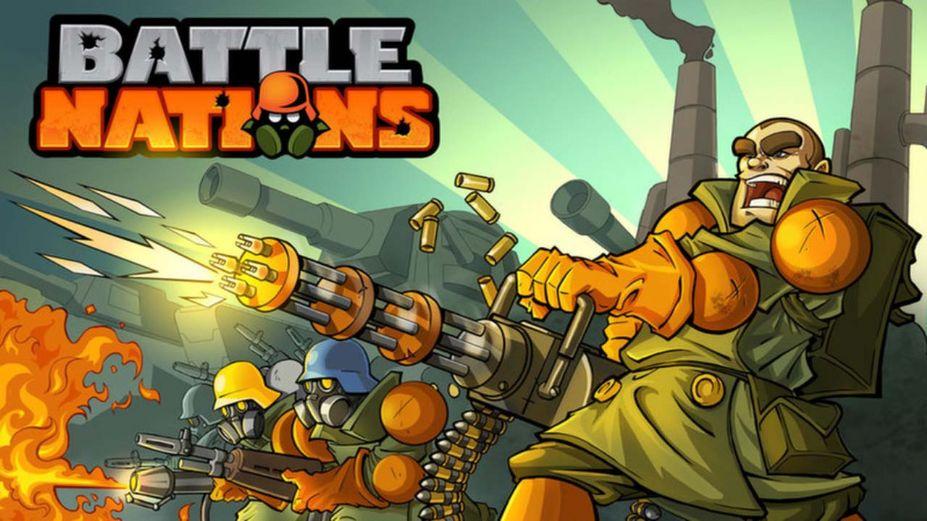 《Battle Nations》游戏截图
