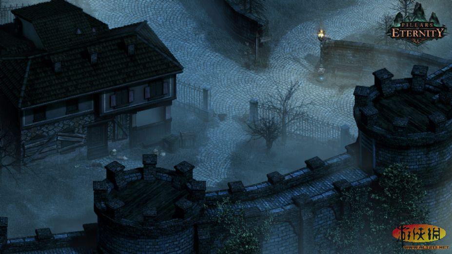 《永恒之柱》官方游戏截图