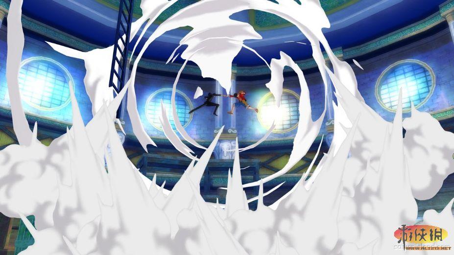 《海贼王:无尽世界R》截图