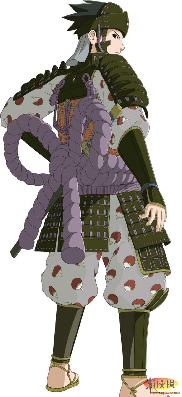 《火影忍者疾风传》宿敌版