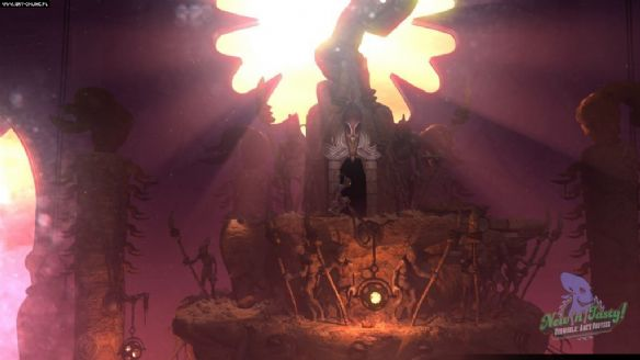 《奇异世界:新鲜可口》游戏截图-4