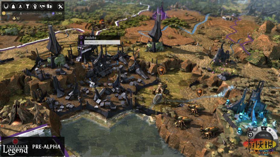 《无尽的传说》游戏截图