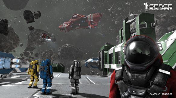 《太空工程师》游戏截图