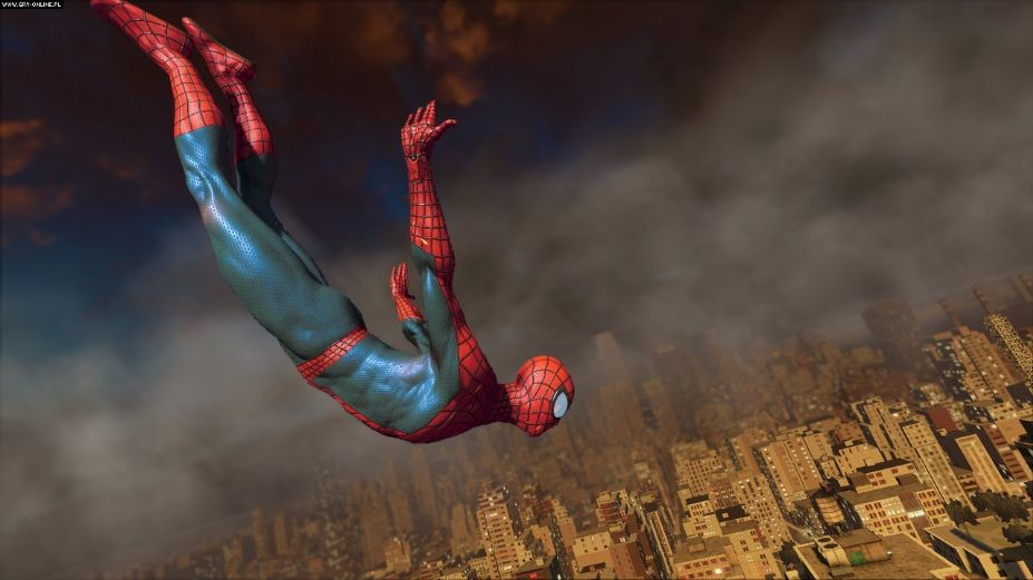 《神奇蜘蛛侠2》游戏截图 2图片