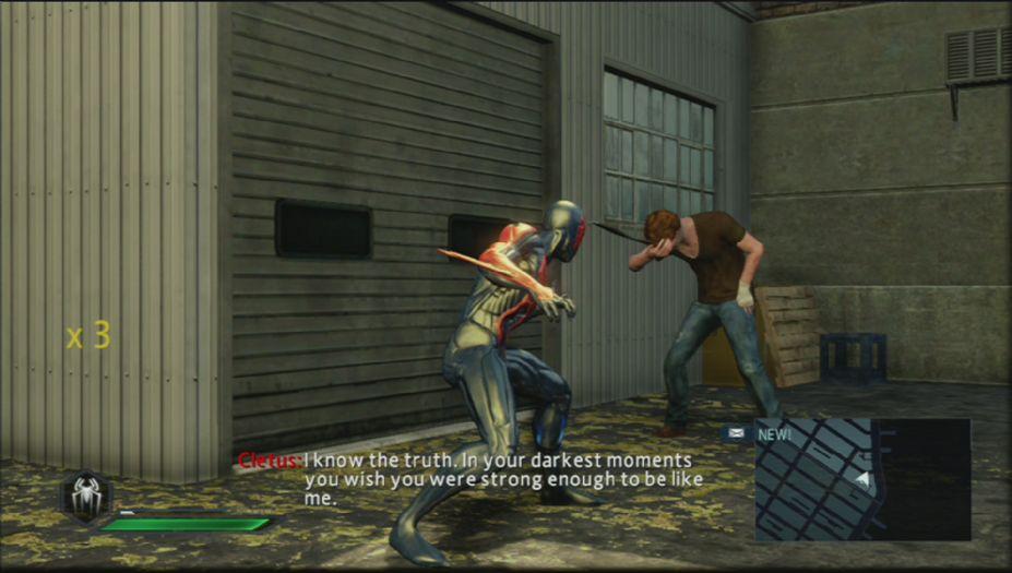 《神奇蜘蛛侠2》游戏截图 5图片