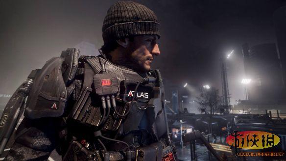 《使命召唤11:高级战争》截图