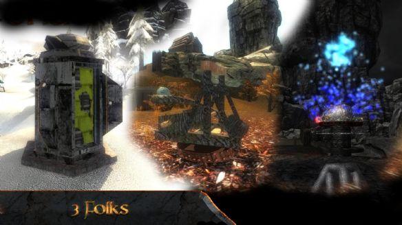 《奥崔克之塔:史诗塔防战》游戏截图