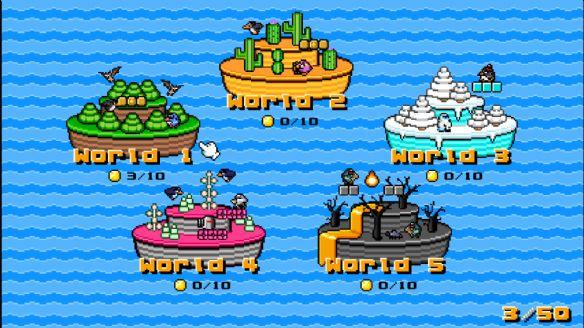 《八位男孩》游戏截图