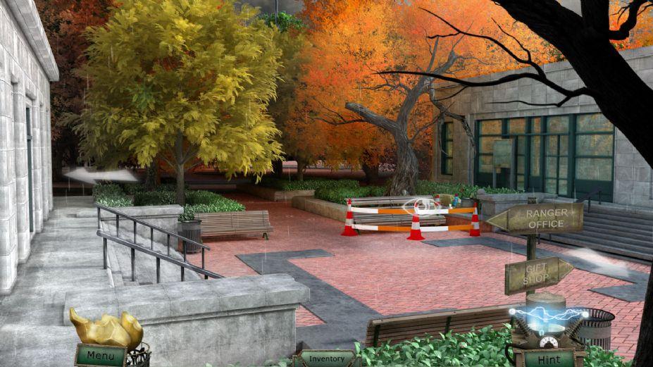 《自由女神像:丢失的符号》游戏截图