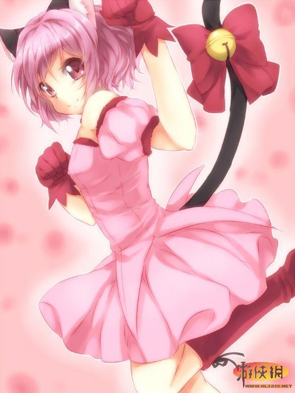 动漫 猫耳/桃宫莓:来自《东京猫猫》