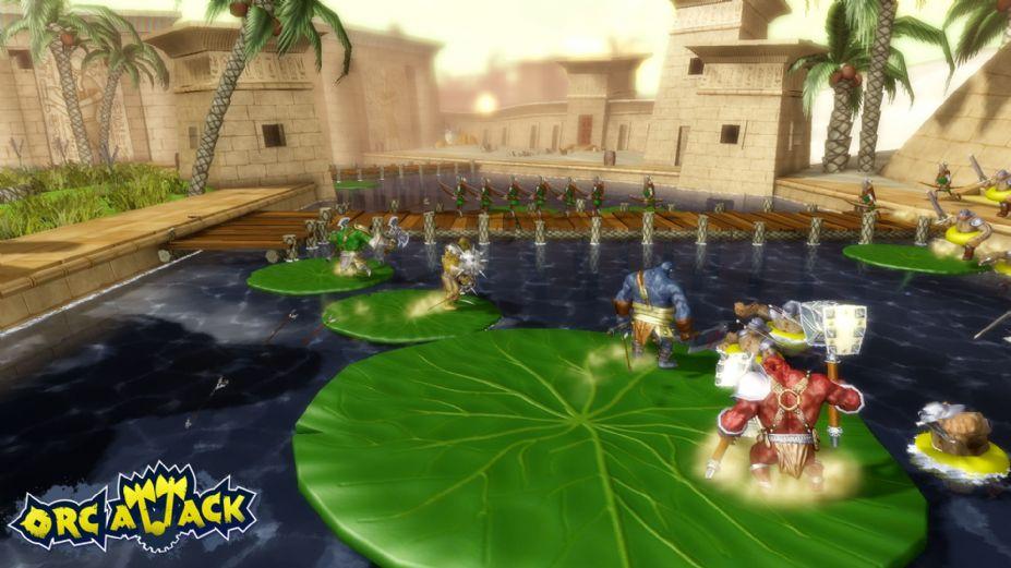 《兽族进攻》游戏截图
