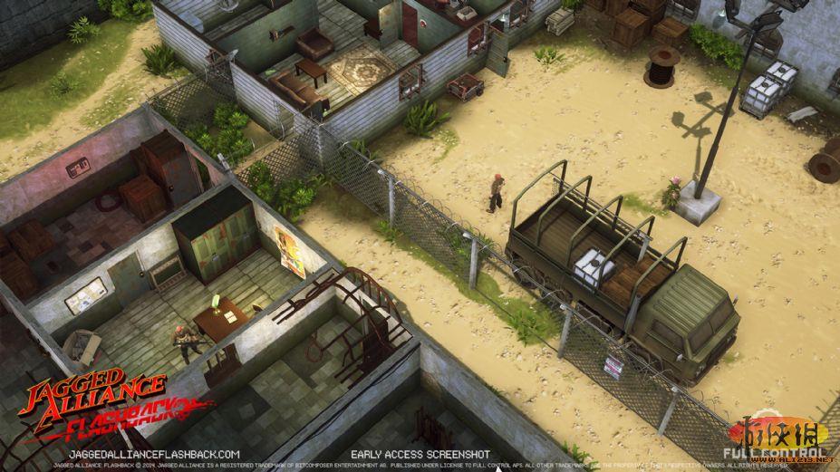 《铁血联盟:闪回》PC截图